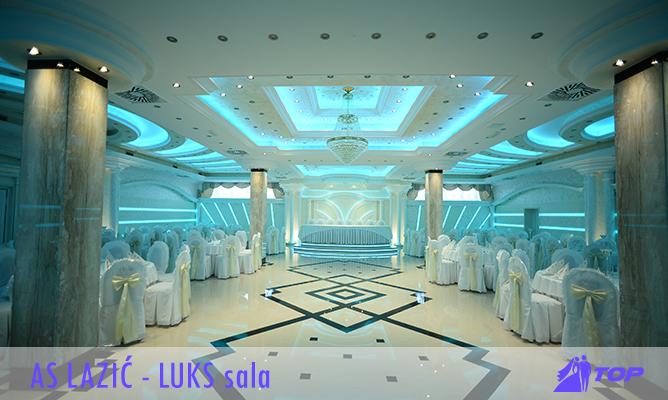 AS Lazić – Svečane sale (Grand i Luks)